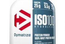 صورة واي بروتين ايزو 100