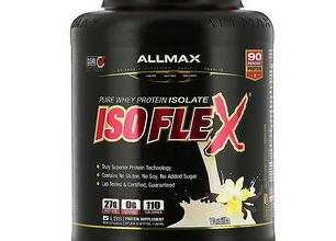 صورة Isoflex ايزوفلكس – واي بروتين من شركة Allmax nutrition