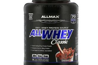 صورة AllWhey classic من شركة AllMax nutrition